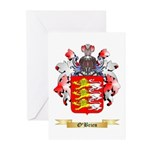 O'Brien Greeting Cards (Pk of 10)