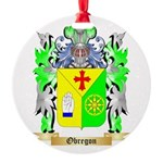 Obregon Round Ornament