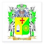 Obregon Square Car Magnet 3