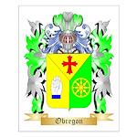 Obregon Small Poster