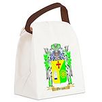 Obregon Canvas Lunch Bag