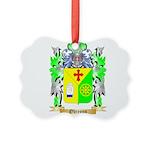 Obregon Picture Ornament