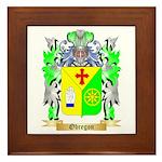 Obregon Framed Tile