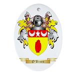 O'Breen Oval Ornament