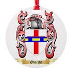 Obrecht Round Ornament