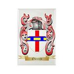 Obrecht Rectangle Magnet (100 pack)