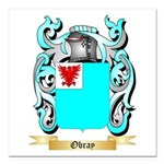 Obray Square Car Magnet 3