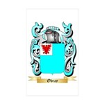 Obray Sticker (Rectangle 50 pk)