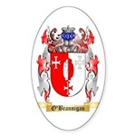 O'Brannigan Sticker (Oval 10 pk)
