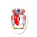 O'Brannigan 20x12 Oval Wall Decal
