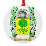O'Boyle Round Ornament