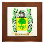 O'Boyle Framed Tile