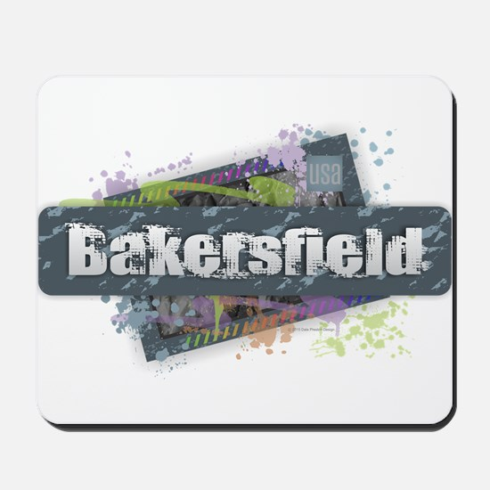 Bakersfield Design Mousepad