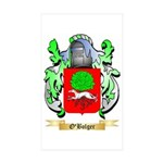 O'Bolger Sticker (Rectangle 10 pk)