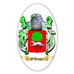 O'Bolger Sticker (Oval 10 pk)