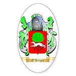 O'Bolger Sticker (Oval 50 pk)