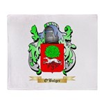 O'Bolger Throw Blanket