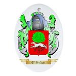 O'Bolger Oval Ornament