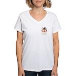 O'Boland Women's V-Neck T-Shirt