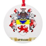 O'Boland Round Ornament