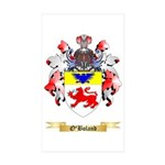 O'Boland Sticker (Rectangle 50 pk)