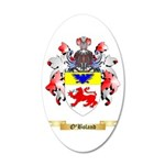 O'Boland 20x12 Oval Wall Decal