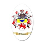 O'Boland 35x21 Oval Wall Decal