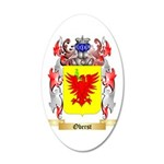 Oberst 35x21 Oval Wall Decal