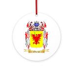 Oberst Round Ornament