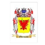 Obermann Postcards (Package of 8)