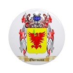 Obermann Round Ornament