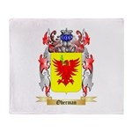 Oberman Throw Blanket