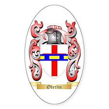 Oberlin Sticker (Oval)