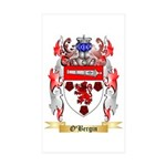O'Bergin Sticker (Rectangle 50 pk)