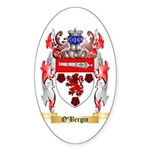 O'Bergin Sticker (Oval 50 pk)