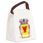 Oberer Canvas Lunch Bag