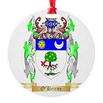 O'Beirne Round Ornament