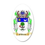 O'Beirne 20x12 Oval Wall Decal