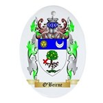 O'Beirne Oval Ornament