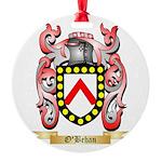 O'Behan Round Ornament