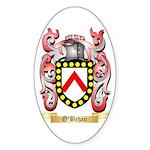 O'Behan Sticker (Oval)