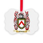 O'Behan Picture Ornament