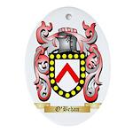 O'Behan Oval Ornament