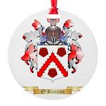 O'Bannon Round Ornament