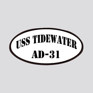USS TIDEWATER Patch