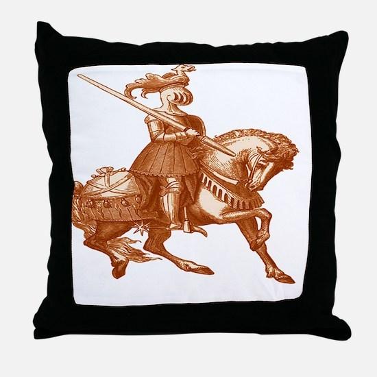 Monty python Throw Pillow