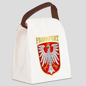Frankfurt Canvas Lunch Bag