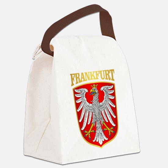 Frankfurt Canvas Lunch Bag
