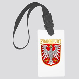 Frankfurt Luggage Tag