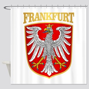 Frankfurt Shower Curtain